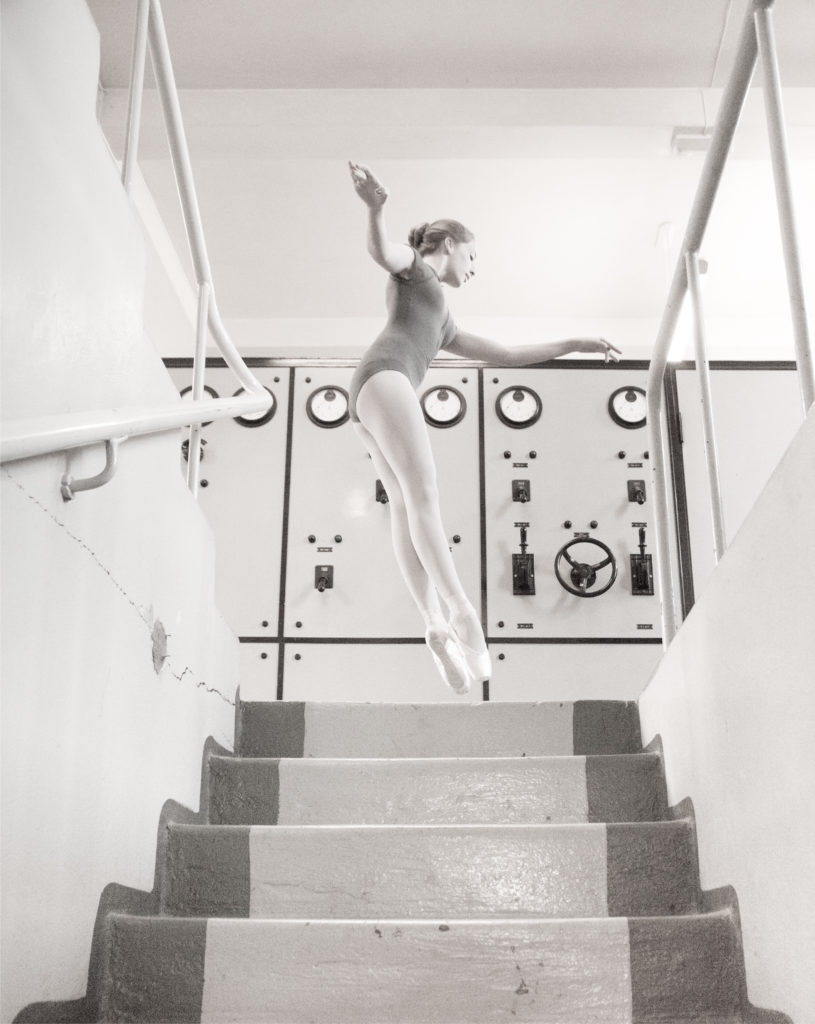 Ballett ved Bergen kringkaster